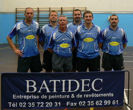 Equipe 1 - Pré Nationale