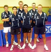 Coutances Tennis de Table