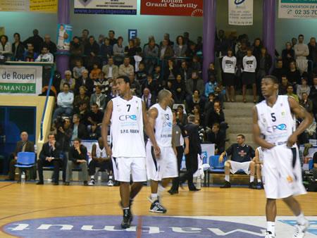 SPO Rouen Basket