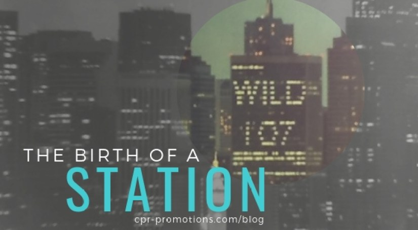 the birth of a station wild 107