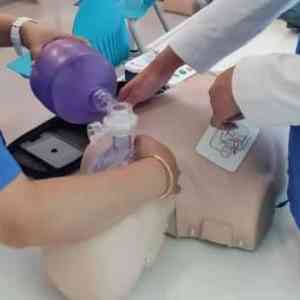 BLS CPR Training Class