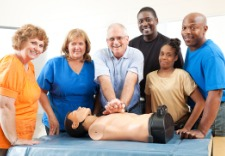 Fast and Easy CPR Training