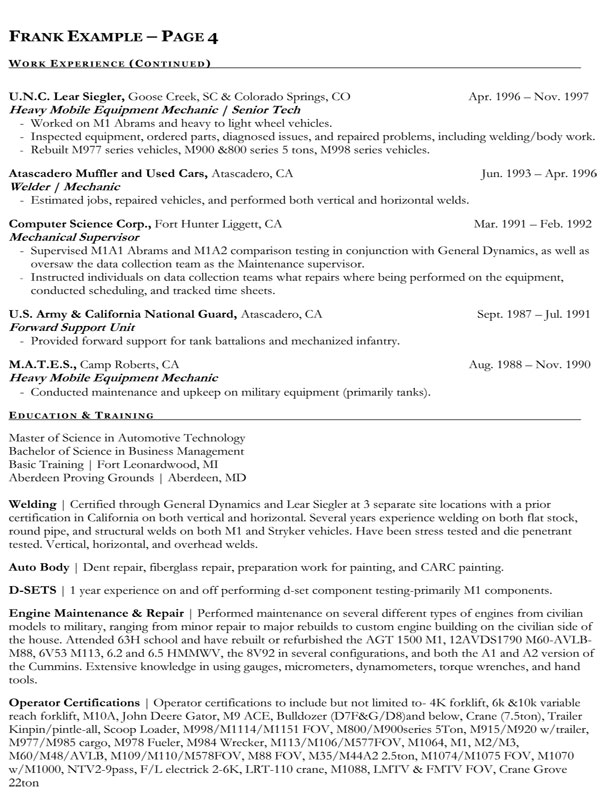 jobs federal government job resume sample sample government resume