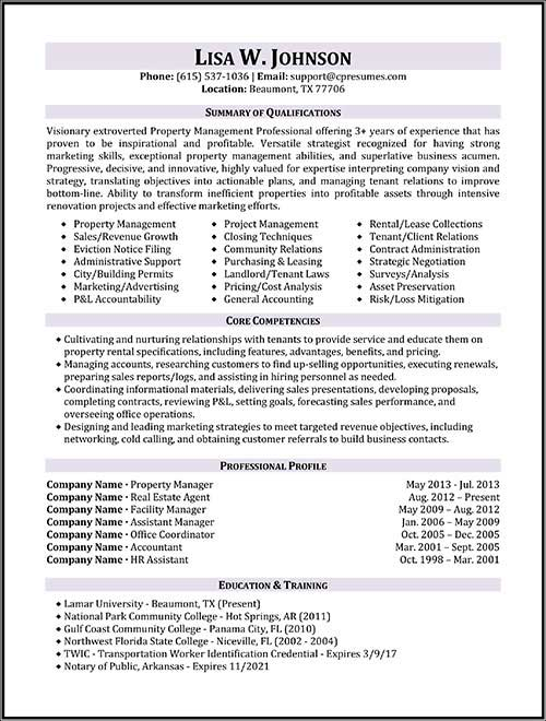 Retail Manager Resume Format. Manager Resume Examples To Stand