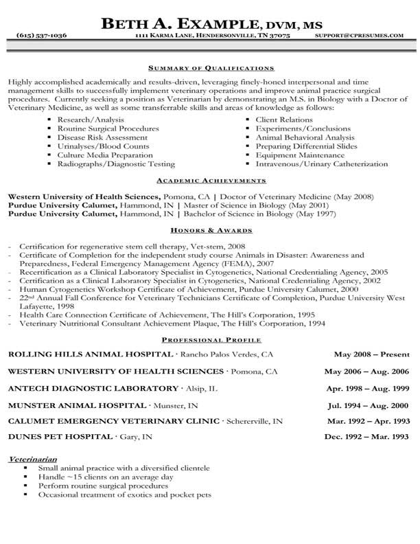 Physician Resume Template. physician assistant resume curriculum ...