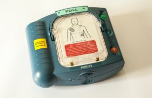 Use an AED