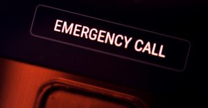 emargency call button mobile phone