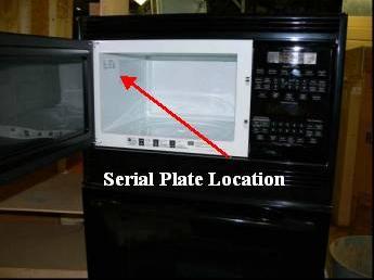 general electric recalls microwave
