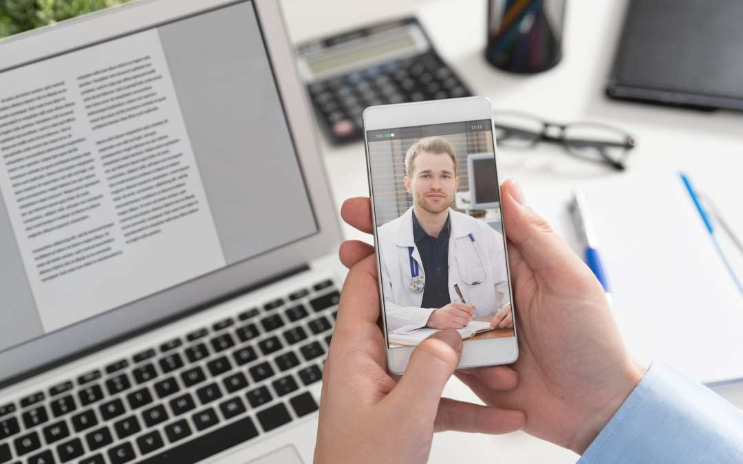 Telemedicine – Technology Meets Healthcare