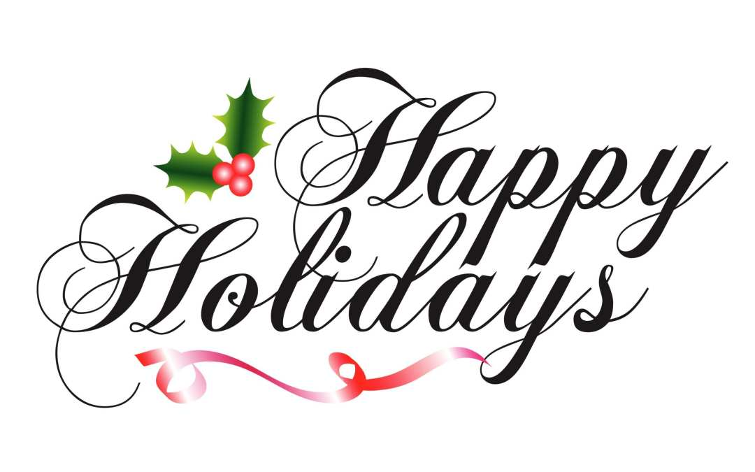 Christmas and New Year's Day Bank Holiday Notice