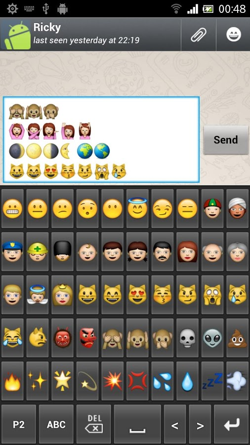 Image Result For Emoji Add On For Android Keyboard