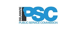 Delaware Public Service Commission Logo