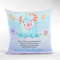 Cutesy Monster Worry Cushion