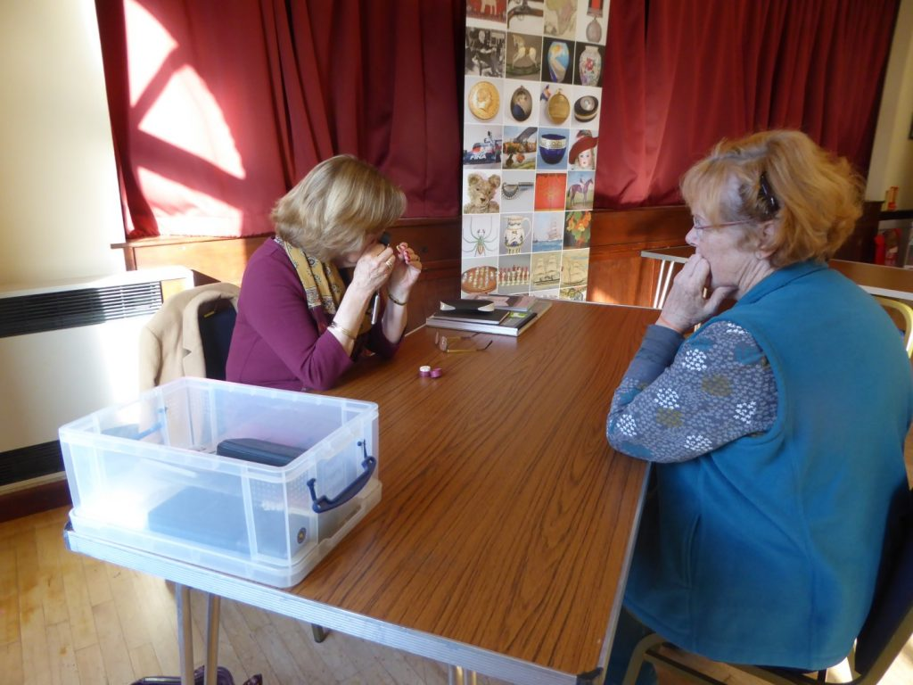 """THE """"ANTIQUES ROADSHOW"""" AT LODERS VILLAGE HALL"""