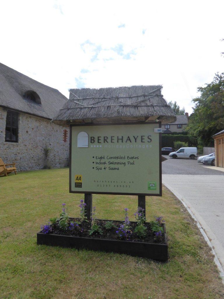 BEREHAYES MINI FARMERS' MARKET AT WHITCHURCH