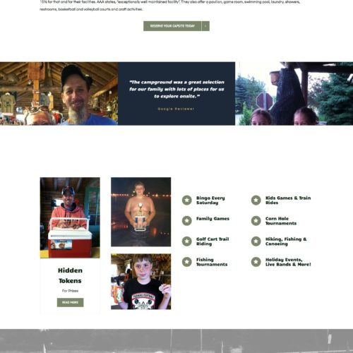 campground-website-design-indian-trail-about
