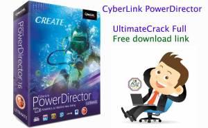 CyberLink PowerDirector 19 Crack