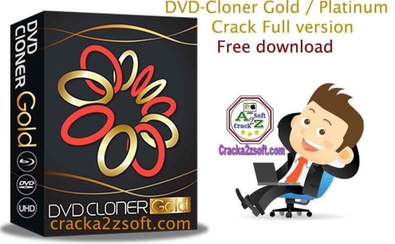 DVD Cloner 2020 Crack
