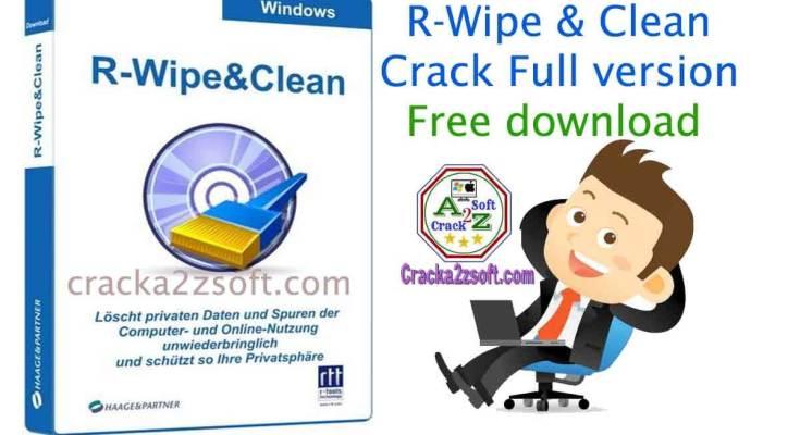 R-Wipe &amp Clean crack