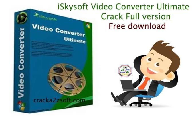 Iskysoft Video Converter Ultimate V11 5 2 1 With Crack Newest
