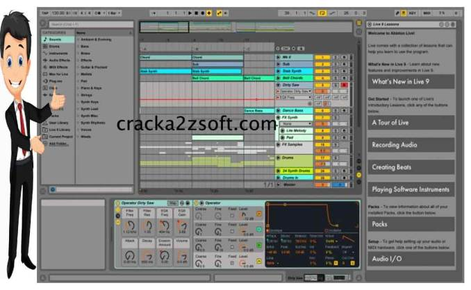 Ableton Live 10 Suite screenshot