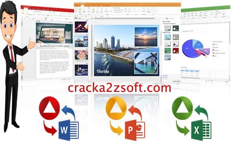 Ashampoo Office Professional screen