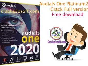 Audials One Platinum 2020 crack