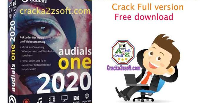 Audials One Platinum 2020 crack