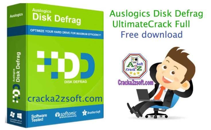Auslogics Disk Defrag Ultimate key