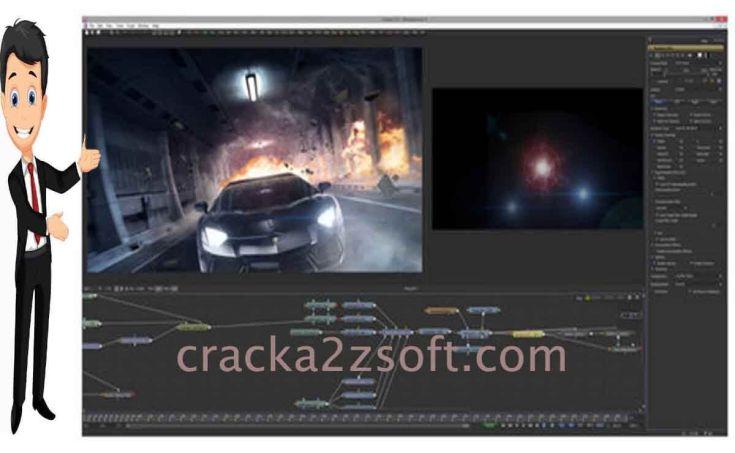 Blackmagic Design Fusion Studio screen