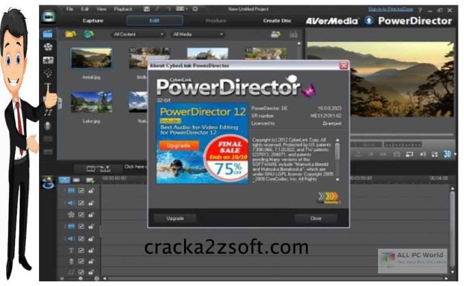 CyberLink PhotoDirector Ultra 11 crack screenshot