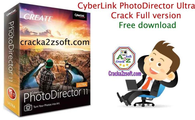 CyberLink PhotoDirector Ultra 11 crack