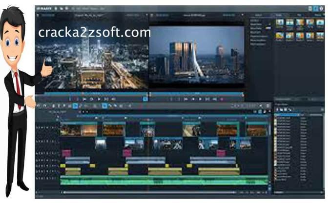 MAGIX Video Pro X11 Crack screenshot