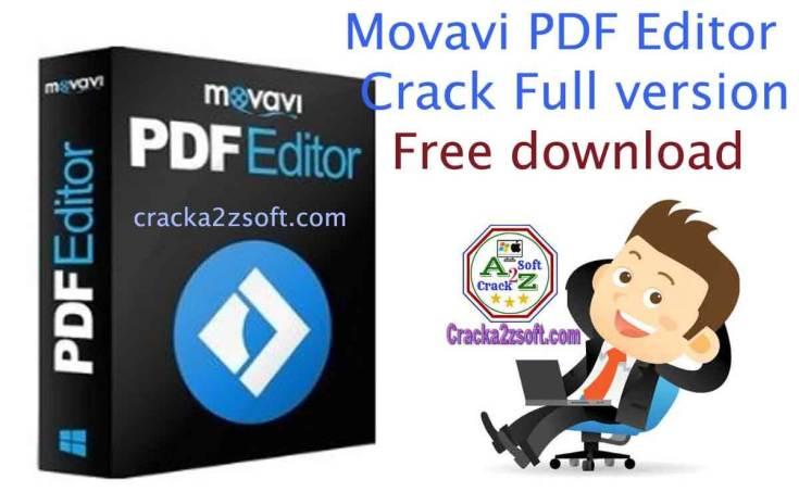 Movavi PDF Editor Activation key