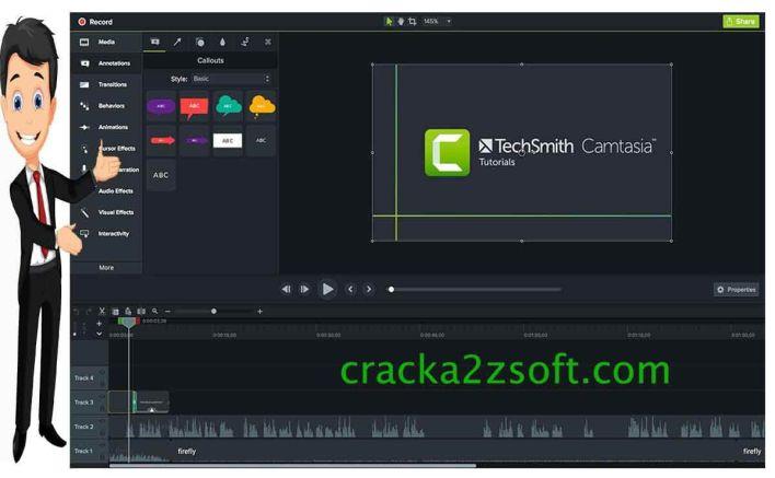 TechSmith Camtasia 9 Crack screenshot