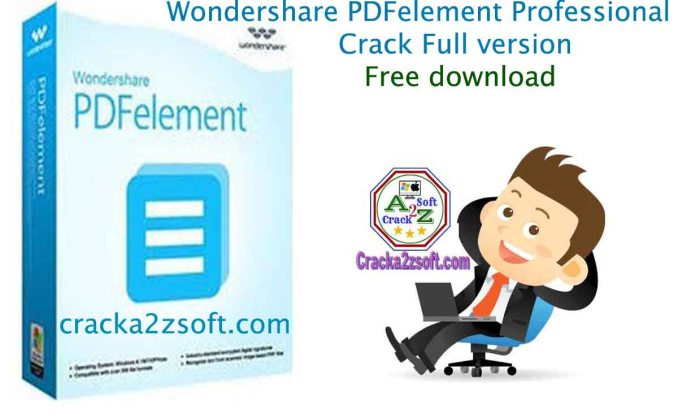 Wondershare PDFelement Professional Crack