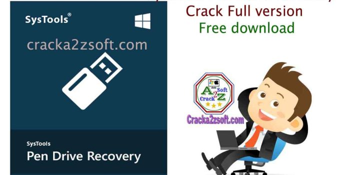 SysTools Pen Drive Recovery crack