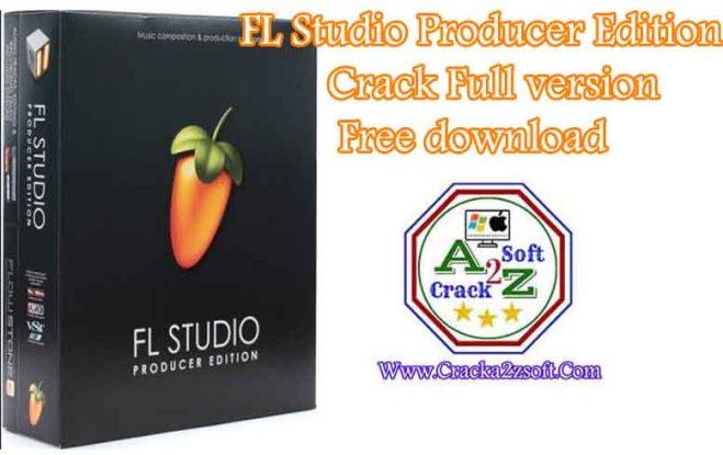 FL Studio Producer Edition crack
