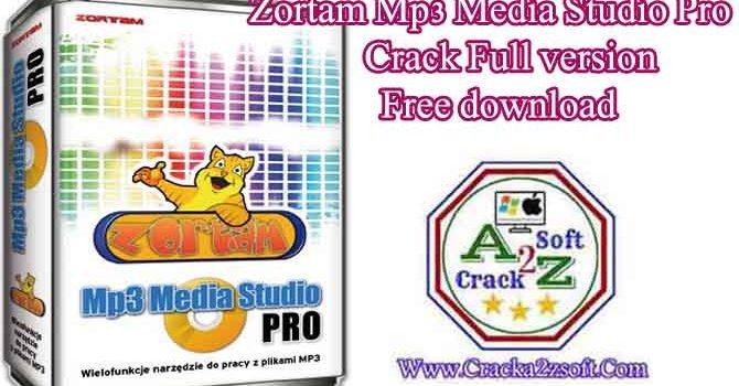 Zortam Mp3 Media Studio Pro crack Serial key