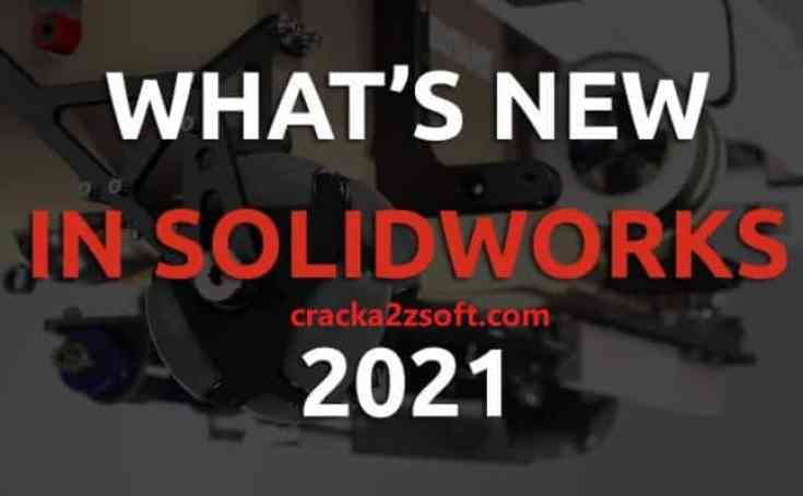 SolidWorks 2021 Crack