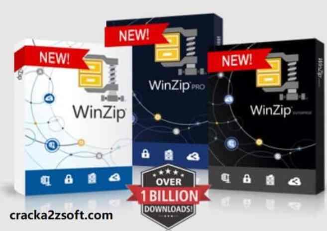 WinZip Pro 25 Crack