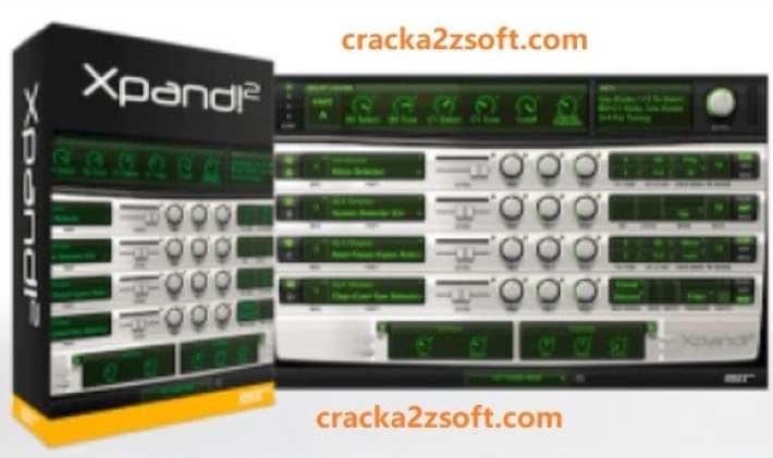 Xpand 2 Crack screen