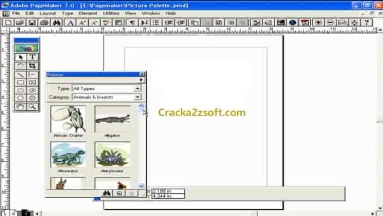 Adobe PageMaker 2021 Crack screenshot