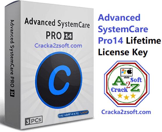 Advanced SystemCare Pro14 Lifetime License Key