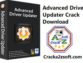 Advanced driver updater 2021 Crack