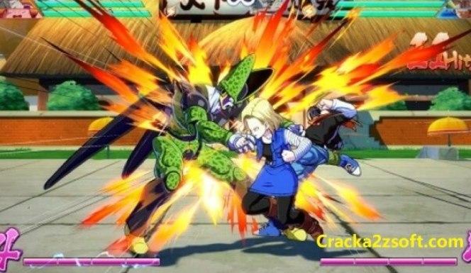 Dragon Ball FighterZ 2021 Crack screen