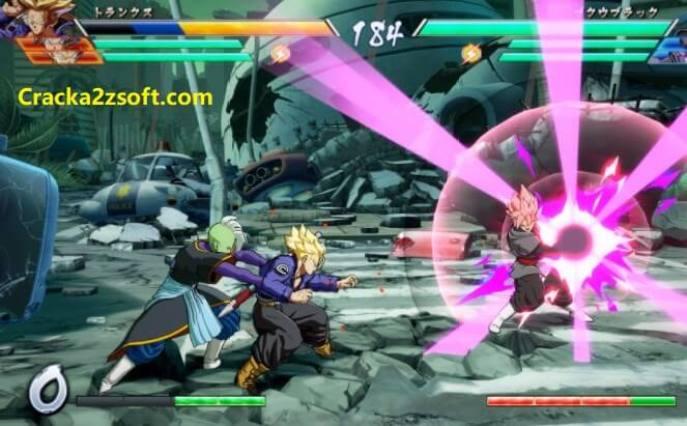 Dragon Ball FighterZ 2021 Crack screenshot