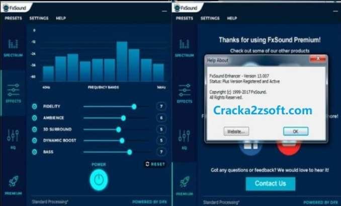FxSound Pro Crack screenshot