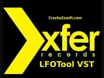 LFO Tool Crack 2021