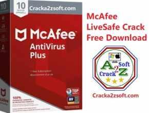 McAfee LiveSafeCrack